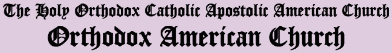 Orthodox American Church